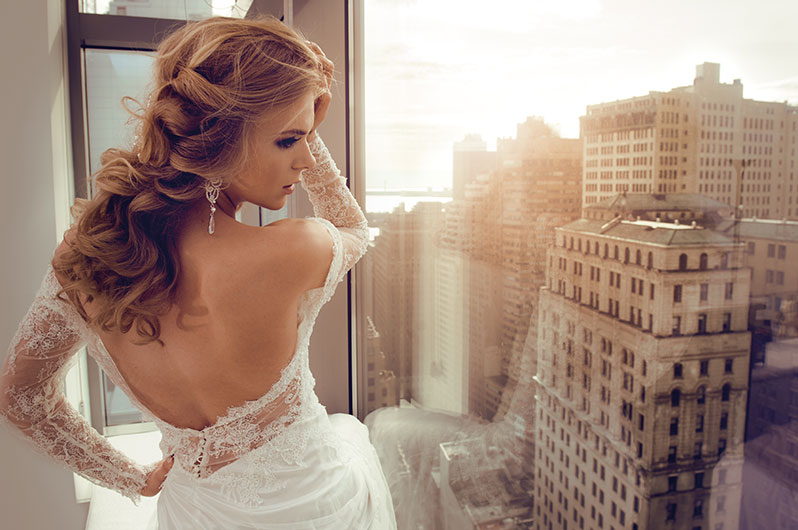 Julian Anthony's Bridal Styling